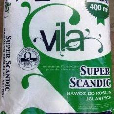 Комплексное минеральное удобрение для хвойных растений Yara Vila (Яра Вила), Yara (Яра) (Кемира), Норвегия, 12 кг