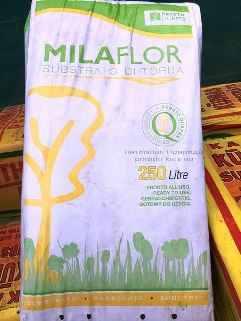 Субстрат Milaflor (Милафлор) ФОТО Питомник растений Природа Priroda